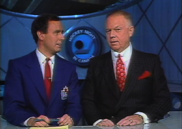 Don Cherry on Donohue's Legends
