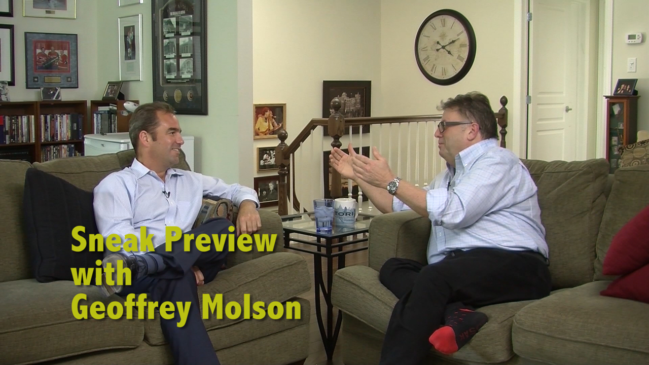 GEOFFREY MOLSON PREVIEW #3
