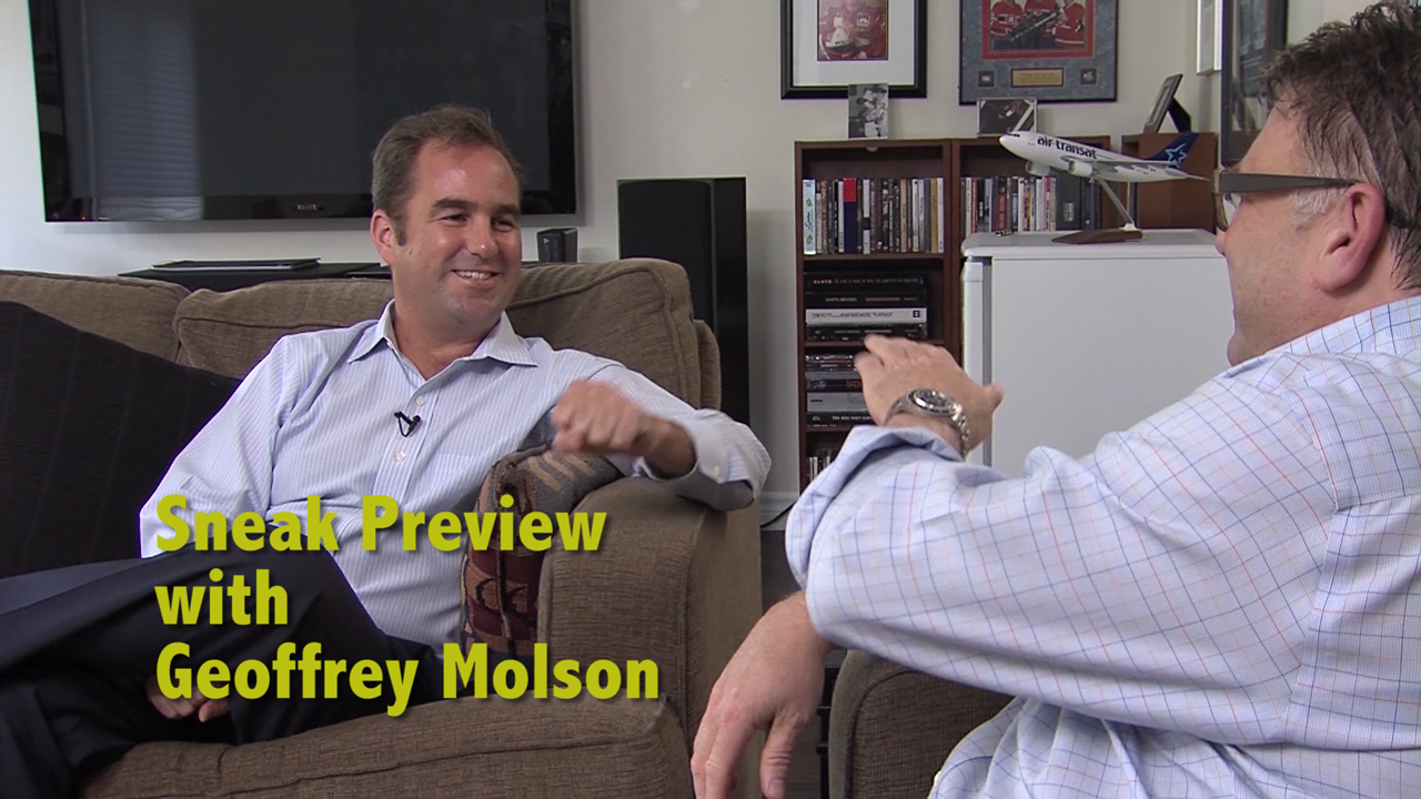 GEOFFREY MOLSON PREVIEW #4